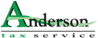 Income Tax Preparer: Anderson Tax Service & Bookkeeping in Rancho Mirage, Palm Springs and La Mesa, San Diego
